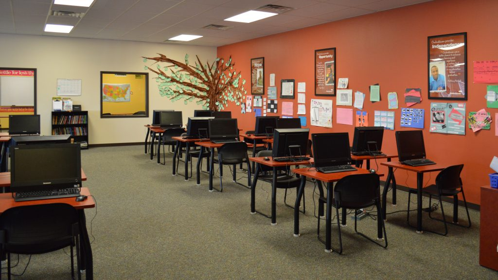 Ombudsman Alternative Learning Center - CCSD