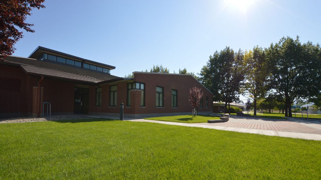 Walla Walla Community College Clarkston Nursing Expansion Exterior Photo
