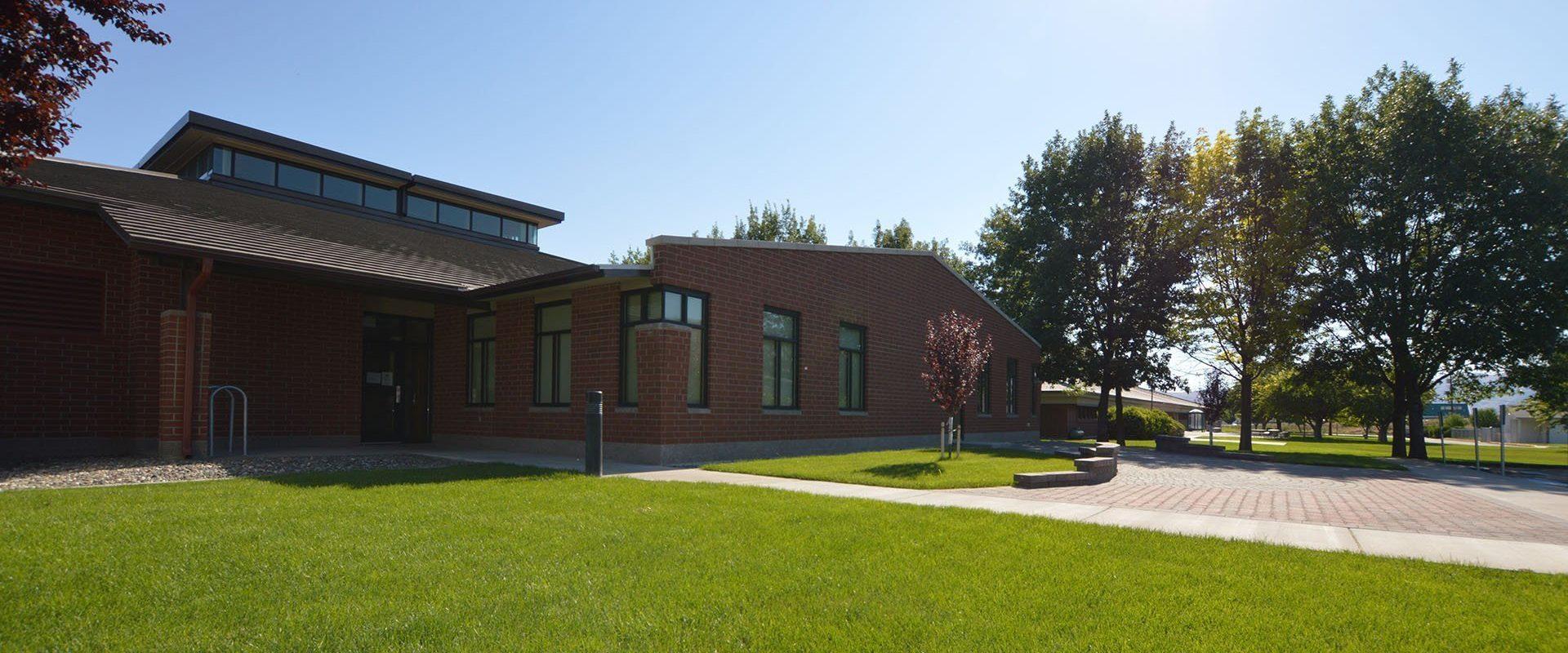 Walla Walla Community College Clarkston Nursing Expansion Exterior Photo