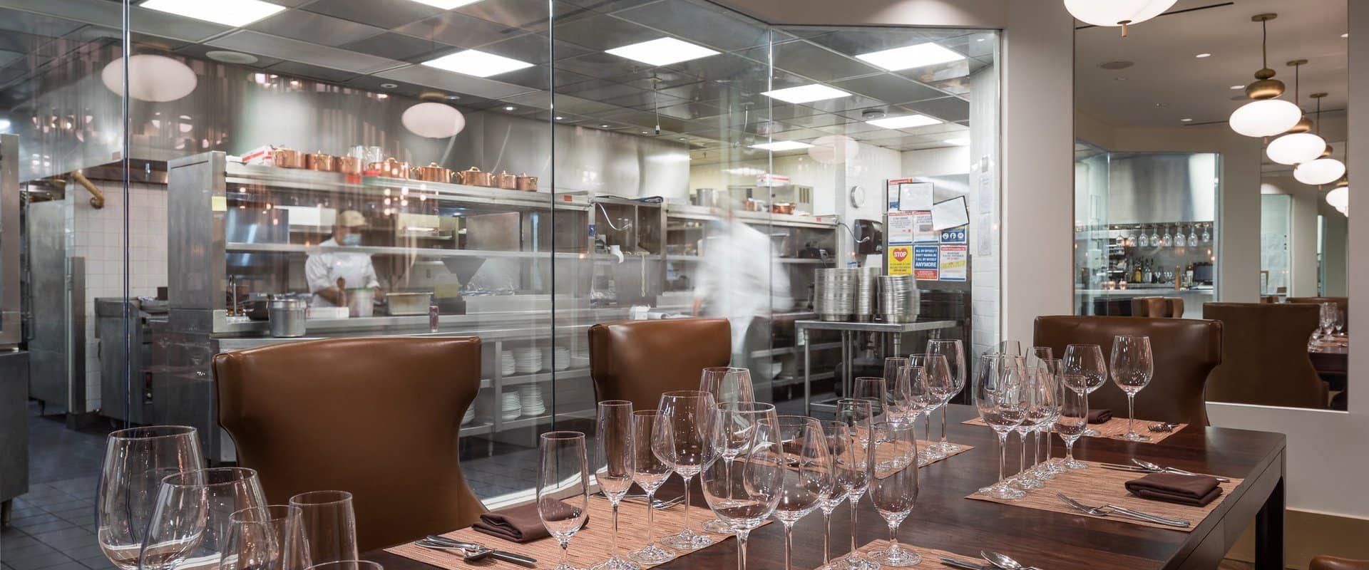 Delmonico Private Dining Room