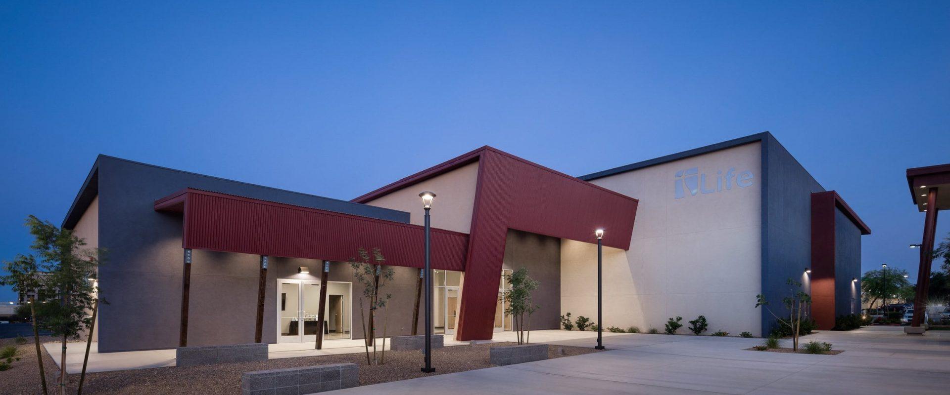 Life Baptist Church Sanctuary
